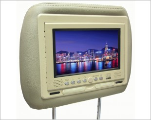 Vision Multi Media Headrest DVD Player
