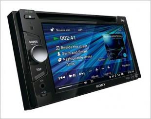 Sony XAV-64BT DVD Player