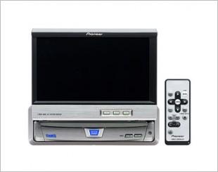 Pioneer AVX-7650 Monitor