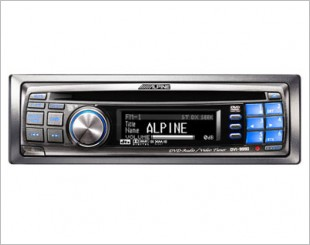 Alpine DVI-9990R DVD Player