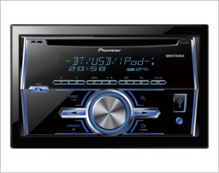 Pioneer FH-X755BT Multimedia Player