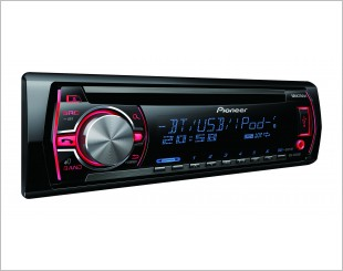 Pioneer DEH-X6550BT Multimedia Player