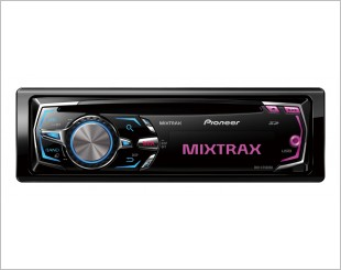 Pioneer DEH-X7550SD Multimedia Player