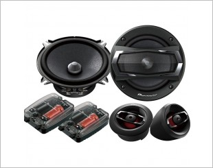 Pioneer TS-A1305C Component Speakers