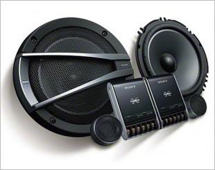 Sony XS-GTX1622S Component Speaker