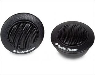 Rockford Fosgate R1T-S Tweeter Kit