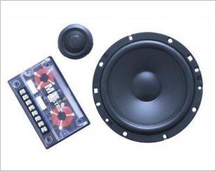 German Maestro 2S 6512 Component Speakers
