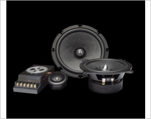 PowerBass 2XL-63C Component Speakers