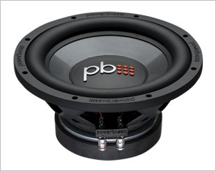 PowerBass L-1004D Woofer