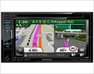 KENWOOD DNX5350BT Multimedia Receiver Driver (2019)