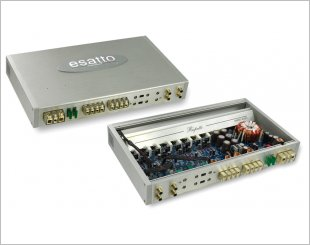 Esatto Rispetto RO-A4 4 Channel Amplifier