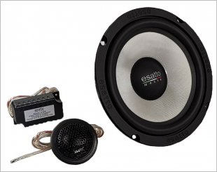 Esatto Massa MA-S62 Component Speakers