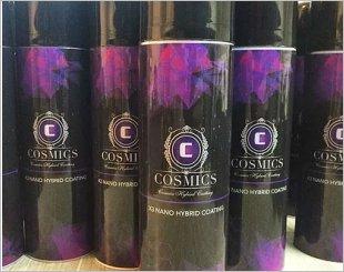 Cosmics X3 Hybrid Coating