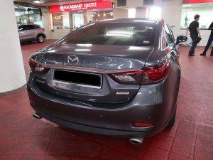 Mazda 6 4DR Sedan 2.5L SP