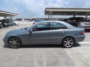 Mercedes Benz C200 ML