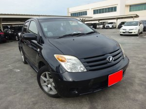 Toyota IST 1.3A (Revised OPC)