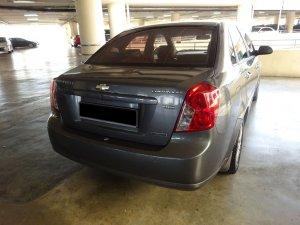 Chevrolet Optra 1.6A