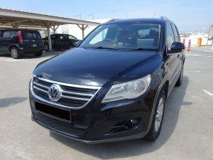 Volkswagen Tiguan 2.0T
