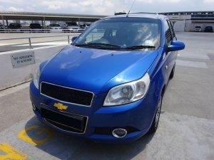 Chevrolet Aveo5 1.4A