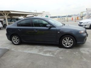 Mazda 3 1.6A SP Luxury