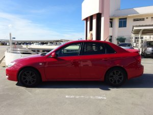 Subaru Impreza 4DR 1.5R