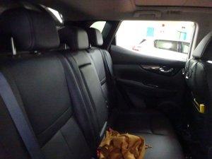 Nissan Qashqai 2.0A CVT Sunroof