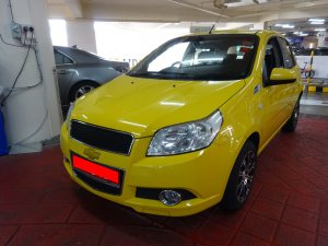 Chevrolet Aveo 1.4A 5DR (Revised OPC)