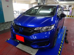 Honda Fit 1.3A GF CVT (Revised OPC)