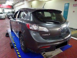 Mazda 3 1.6A Hatchback