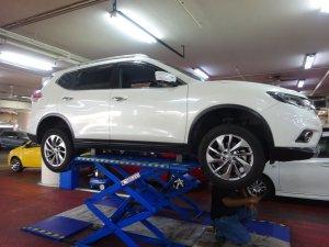 Nissan X-Trail 2.0A CVT Sunroof