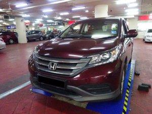 Honda CR-V 2.0A