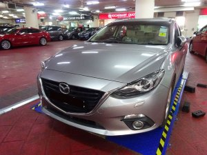 Mazda 3 1.5A SP Deluxe