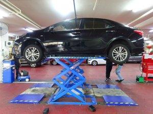 Toyota Corolla Altis 1.6L CVT