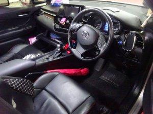 Toyota C-HR 1.8S CVT (Hybrid)