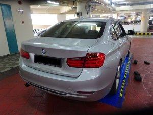 BMW 316I 1.6A HID Sports