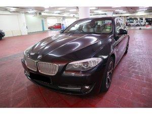 BMW Activehybrid 5 3.0A Sunroof (Hybrid)