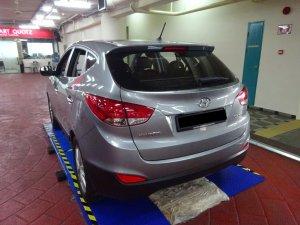 Hyundai LM Tucson 2.0A Sunroof