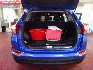 Hyundai Tucson 2.0A GLS