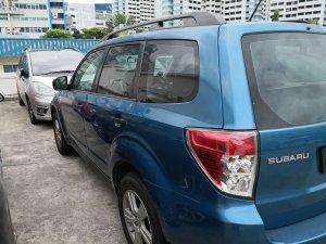 Subaru Forester 2.0X AWD