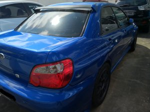 Subaru WRX 2.5M (COE till 12/27)