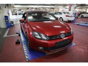 Volkswagen Golf Cabriolet 1.4A TSI