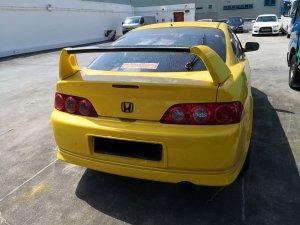 Honda Integra 2.0A (COE till 05/21)