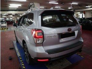 Subaru Forester 2.0XT CVT