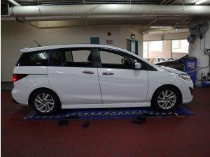 Mazda 5 Wagon 2.0A SP Sunroof