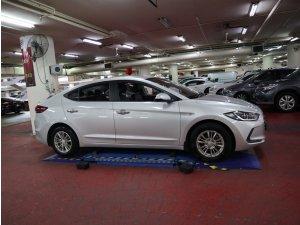 Hyundai Elantra AD 1.6A GLS