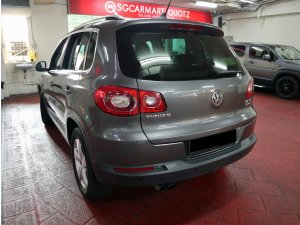 Volkswagen Tiguan 2.0L TSI AT