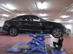Mercedes Benz C 180  Blue-Efficiency