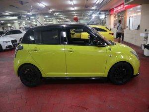Suzuki Swift Sport 1.6A (COE till 01/23)