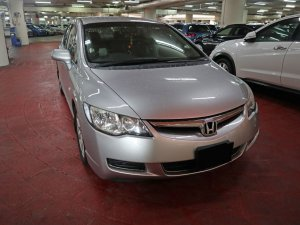 Honda Civic 1.6A VTI (COE till 11/2021)