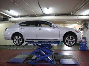 Lexus GS450H Auto (Hybrid)